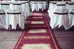 Esküvői dekorációk fotózása